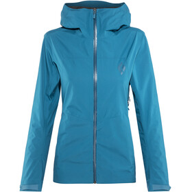 Black Diamond Liquid Point Shell Jacket Women Aegean
